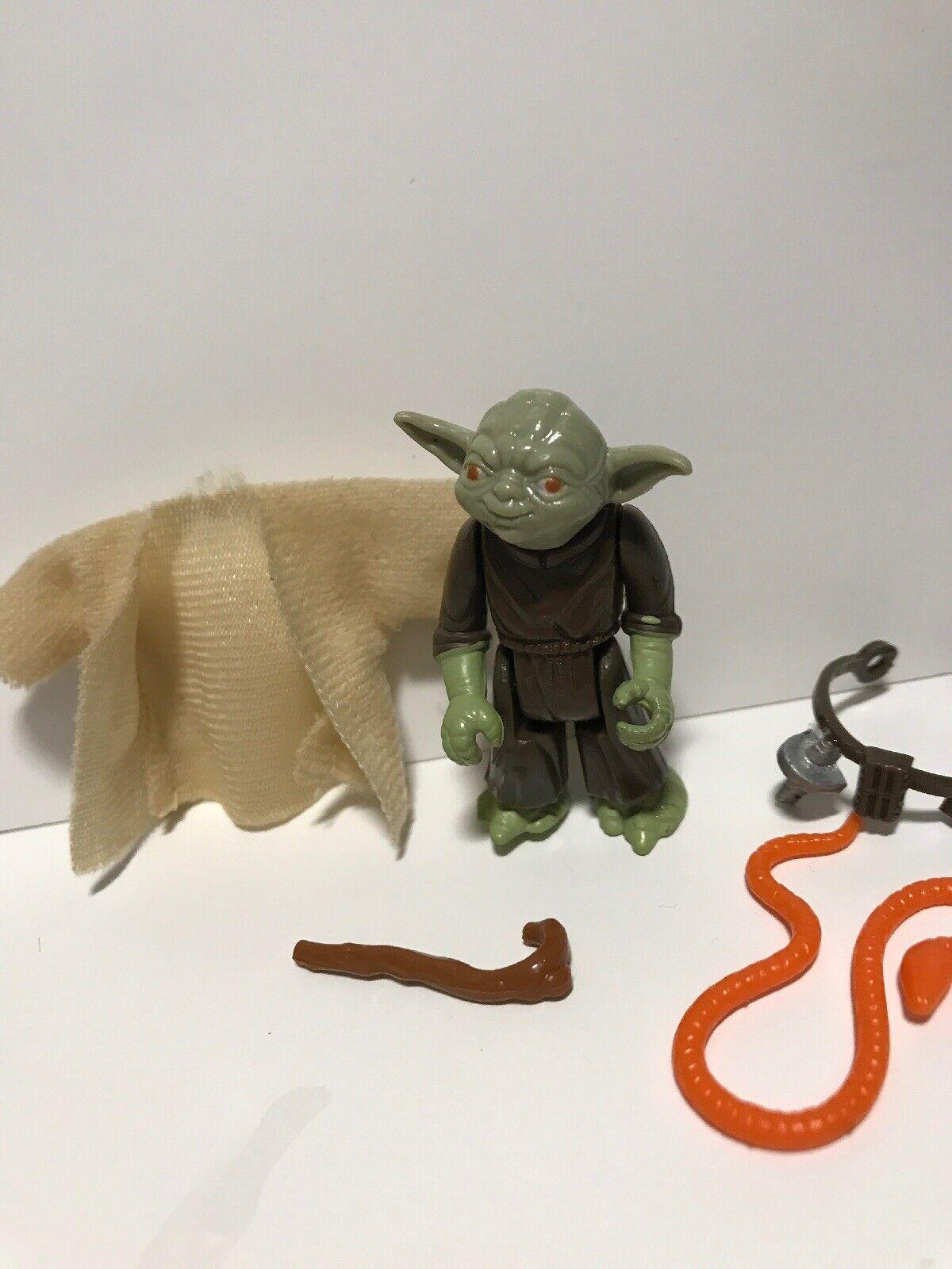 VIntage Stern Wars Yoda 1980 ESB 100% Complete Nice