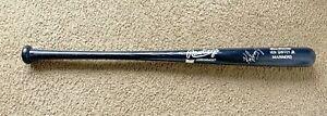 Ken Griffey Jr Mariners Autographed Rawlings Pro Model Big Stick Baseball Bat