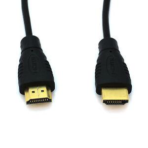 2m 3m 5m 7m 10m mit Ethernet HighSpeed HDMI Kabel Full HD 3D 4K 2160P 0,5m