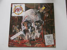 Slayer – South Of Heaven -  LP -  OIS - Limited Edition - Incl. Poster