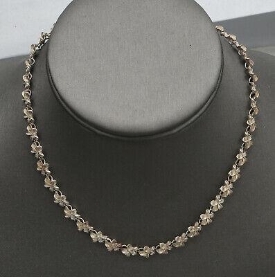 Antique 925 silver 69 gram neck chain