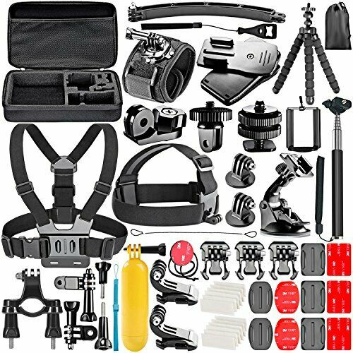 Neewer 53-In-1 Action Camera Accessories for Hero 8 [10086930]