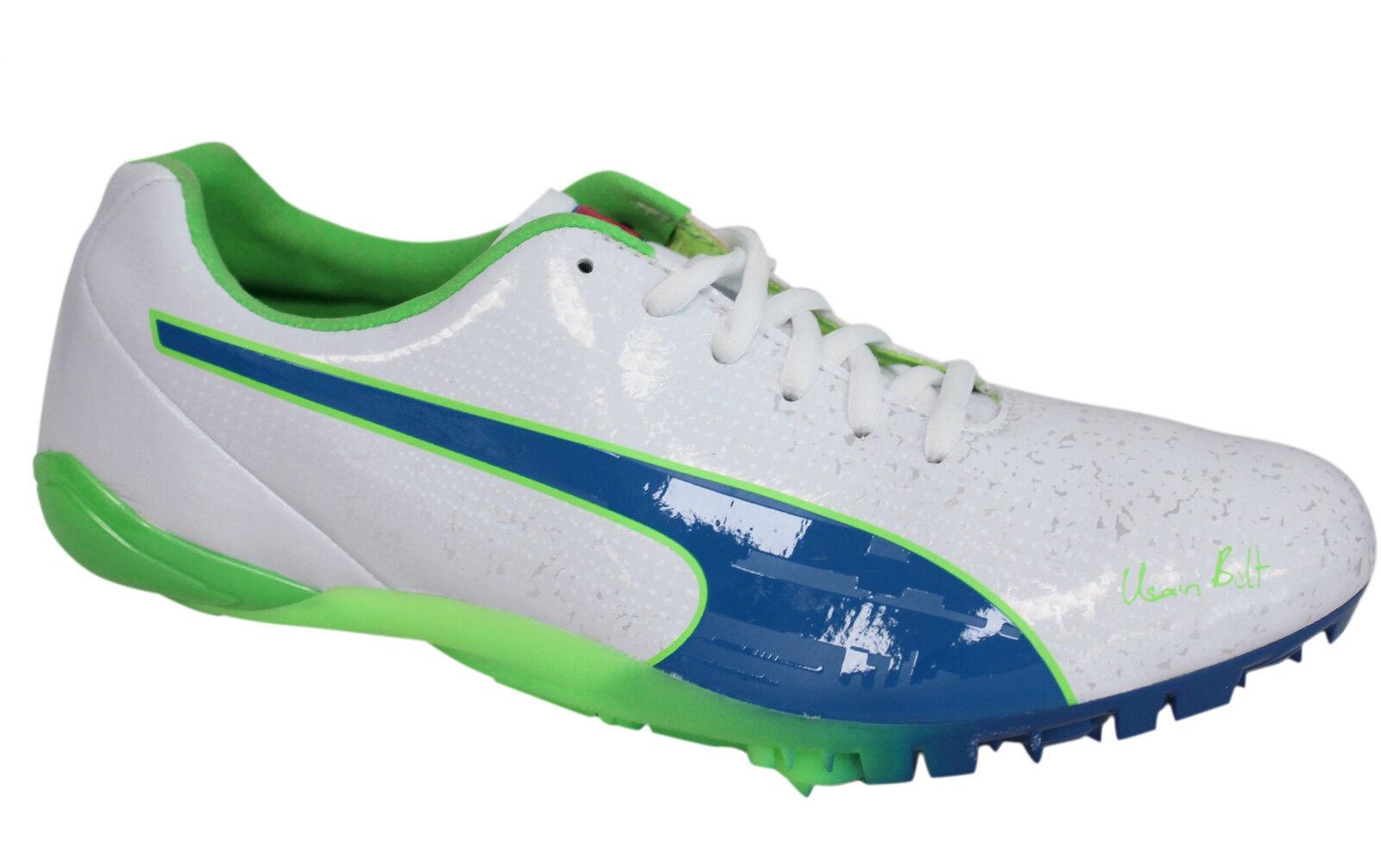 Puma Bolt EvoSpeed Electric v2 Spike Track & Field Uomo Running Trainers