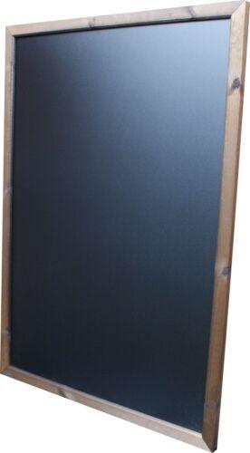 LARGE CHALKBOARD BLACKBOARD SPECIAL WALLBOARD FULLY FRAMED