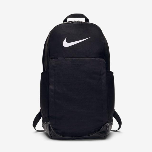 Nike Brasilia XL 2017 Soccer Training Gym School Backpack Full Black Ba5331  010 46fe026772