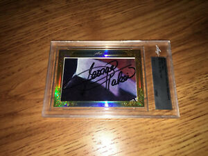 George-Takei-2015-Leaf-Masterpiece-Cut-Signature-signed-card-1-1-JSA-Star-Trek