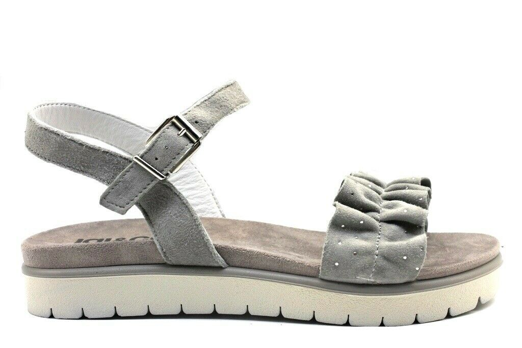 IGI and co 3167311 grey comfortable shoes women sandals low
