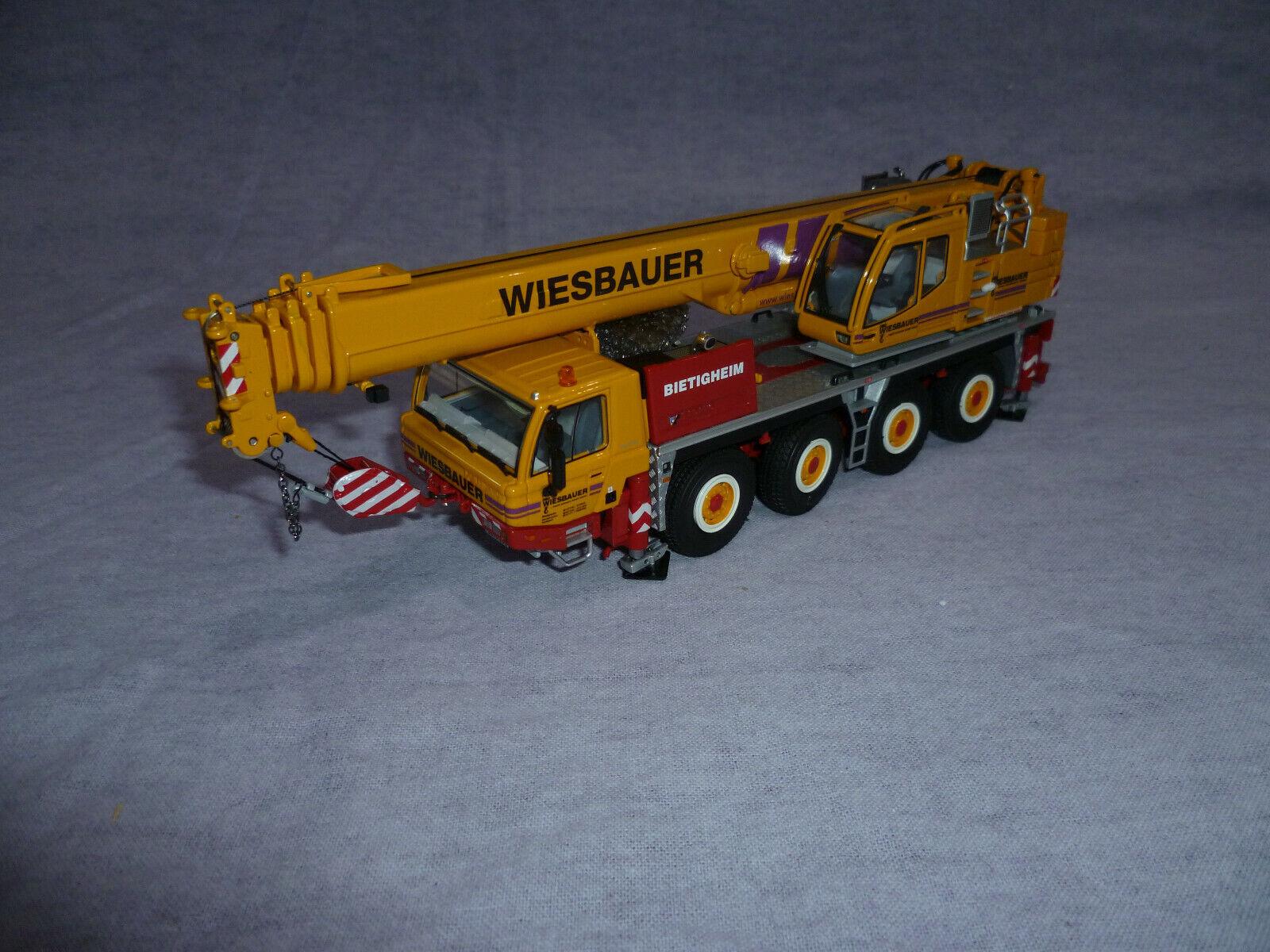 varios tamaños 1 50 WSI 01-1461 desestimó Bauer Tadano Faun ATF 70g-4 70g-4 70g-4 4-alineación grúa  cómodo