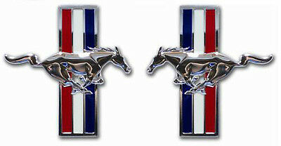 NEW OEM 2005-2009 Ford Mustang Pony Package Emblems