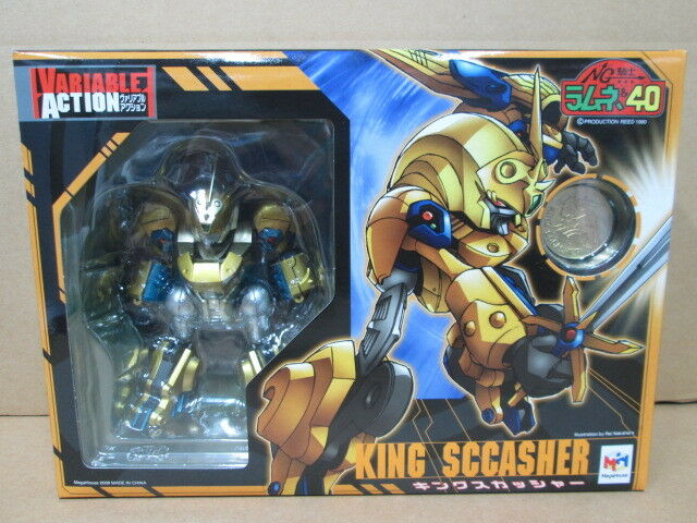 5351 MegaHouse VARIABLE azione NG Knight Lamune & 40 re SCCASHER MISB IN STOCK