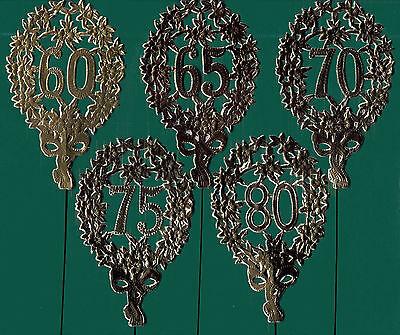 1 Giubileo Numero, Numero Compleanno 60,65,70,75,80-l 60,65,70,75,80 It-it