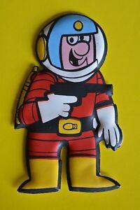 Figurina Mio Locatelli Plasteco N.17 Astronauta m7S7hTUA-09120347-562243278
