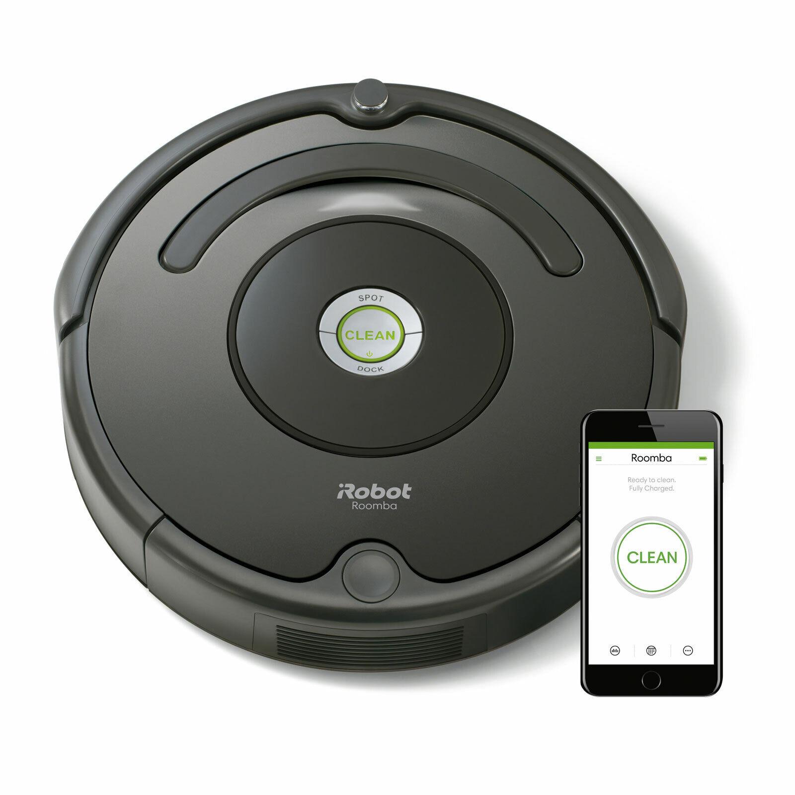 iRobot Roomba 676 mit fast 50% Rabatt sichern!