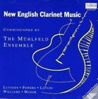 English Clarinet Music Muhlfeld Ensemble 2000 CD
