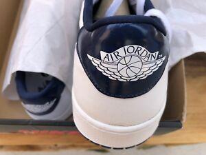 8b0ccf1de263 Air Jordan 1 Retro OG Low Size 18 705329106 Dead Stock White ...