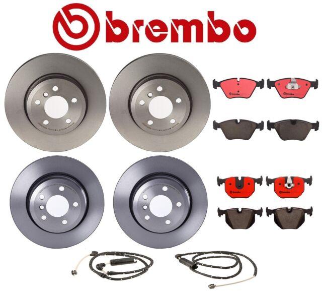 NEW Brembo P06020N Rear Disc Brake Pad Premium Ceramic OE 34 21 6 761 250