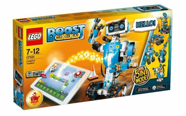 LEGO Programmierbares Roboticset (17101)