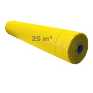 25m-Rolle-Armierungsgewebe-Gewebe-Putzgewebe-WDVS-Glasfasergewebe-165g-4-x-4mm