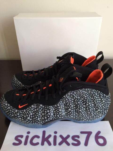 Air Foamposite One PRM Blue Mirror Nike575420 ...Goat
