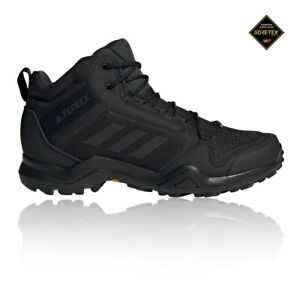 Details about adidas Mens Terrex AX3 Mid GORE-TEX Walking Boots Black Sports Outdoors