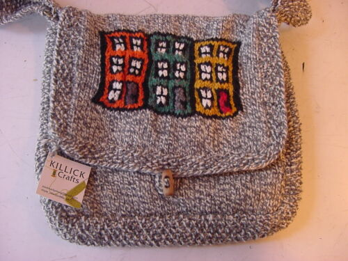 on sale b292c 36bb3 Cute NwtKillick Crafts Knitted Body Purse Handbag Cross kOX0n8wP