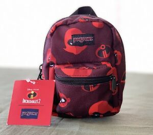 919a99bf926 Image is loading JanSport-Pouch-Miniaturized-5-034-Backpack-Incredibles-2-