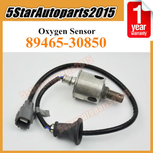 Oxygen Sensor 89465-30850 fits Lexus GS30//35//43//460 IS250//300 Toyota Crown 3GRFE