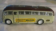 Classic Genuine Biscuits Transport Bus In A Small Scale Diecast Superior   dc917