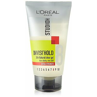 L'Oreal Studio Line Invisi'Hold Extra Strength 150ml