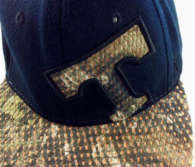 University of Tennessee VOLS Volunteers Cap Hat Football Zephyr Z Fit S/M NEW