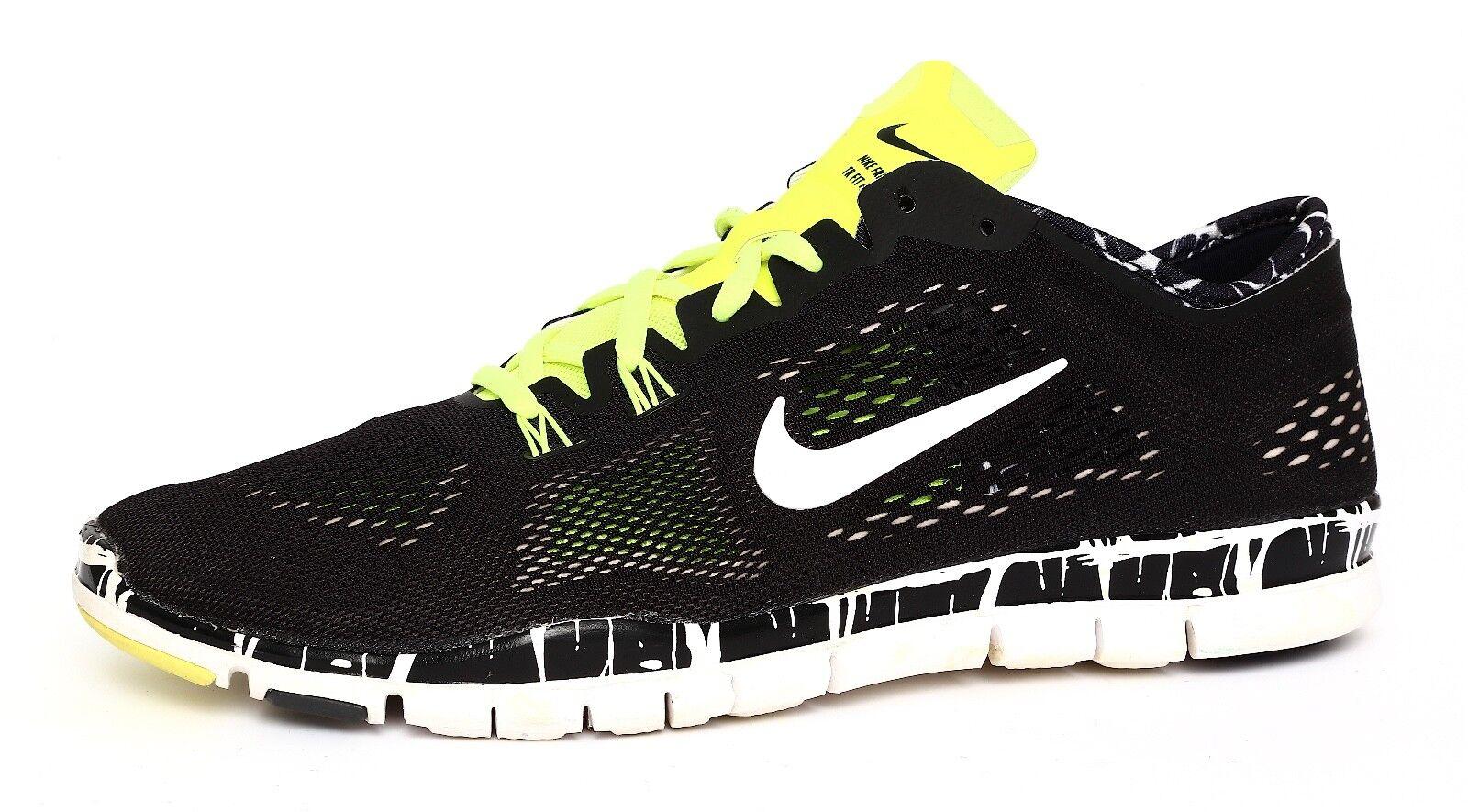 Nike Dual Fusion TR 4 mujer Zapatillas Hiper voltio Negro
