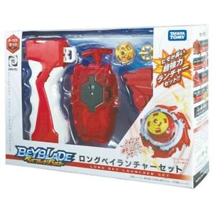 Takara-Tomy-Beyblade-Burst-B-123-Long-Power-Bey-Launcher-Set-Right-Spin