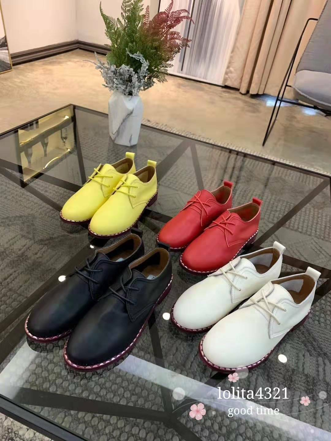 2019 new Hot sale Summer runway women high-quality Casual shoes size:35-39