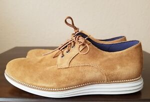 🔥🔥NEW Cole Haan Grand OS Suede Shoes