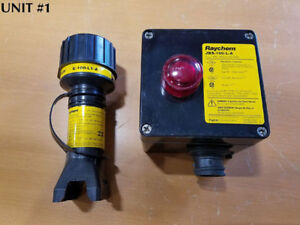 RAYCHEM LIGHTED POWER CONNECTION KIT JBS-100-L-A