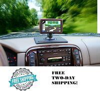 Universal Gps Holder Nav Mat Ii Dash Mount Garmin Ultra Thin Portable Car Grip