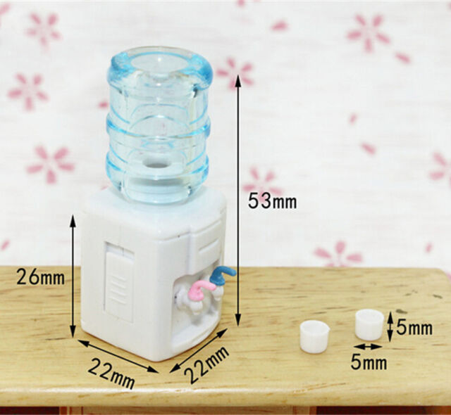 1PC 1:12 Scale Drinking fountains Dollhouse Miniature Accessories Toy vK