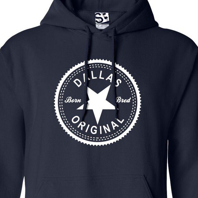 Dallas Original Inverse HOODIE - Hooded Born & BROT in Sweatshirt - All Farbes