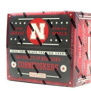 Nebraska-Huskers-Trading-Cards-Panini-Collegiate-Multi-Sport-Box-2015-Edition