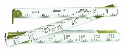 Bestseller Cooper Tools Apex Doyle Log Scale Ruler for Board feet Cut Log 48/""