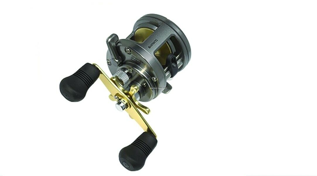NEW  Shimano Tekota 300 Conventional Reel with Line Counter (4.2 1), 14 TEK300LC