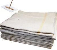 Cuban White Mop Cloth Rag Frazada Blanca Para Trapear X 6 Mop Not Included