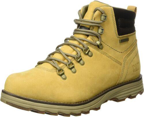 Cat Footwear Men/'s Sire Waterproof Leather Boots size UK 10