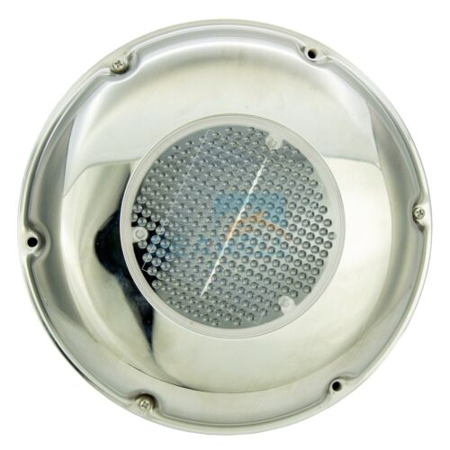 Stainless Steel Solar Vent Daylight Air Ventilator Boat Caravan No Need Battery