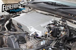 Hilux Intercooler D4D 3.0l turbo diesel   UPGRADE 2007-2014