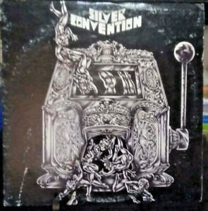 SILVER CONNECTION Self-Titled Album Released 1976 Vinyl Collection USA
