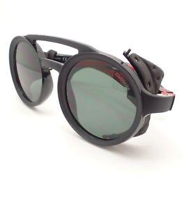 82fe884d44 Carrera 5046 S 807QT Matte Black Red Green New Sunglasses Authentic ...
