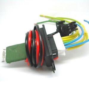 repair kit renault scenic ii heater blower fan resistor plus wiring rh ebay com wiring loom renault megane Renault Megane 2015