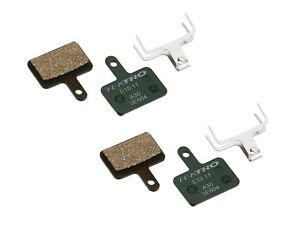 2-Paare-Tektro-E10-11-Bremsbelag-fuer-Orion-Auriga-Pro-Auriga-Comp-Auriga