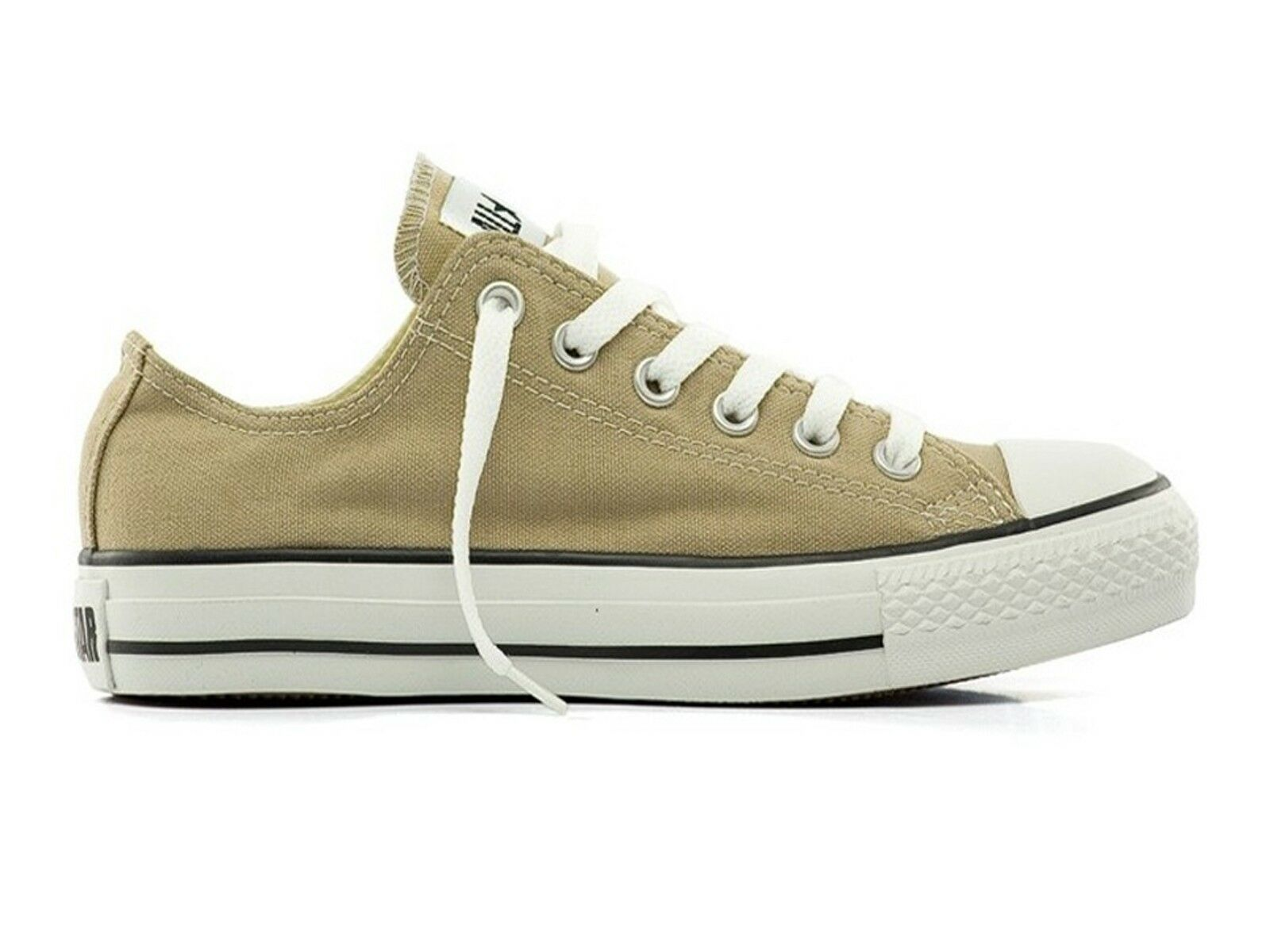 shoes UNISEX CONVERSE  1G350 ALL STAR OX CANVAS SIMPLY TAUPE